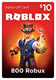 Video Games : Roblox Gift Card - 800 Robux [Online Game Code]