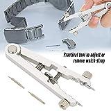 Spring Bar Plier, 6825 Standard Alloy Steel Watch