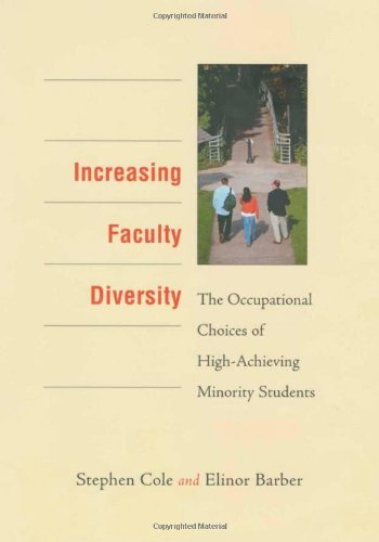 Download INCREASING FACULTY DIVERSITY Pdf