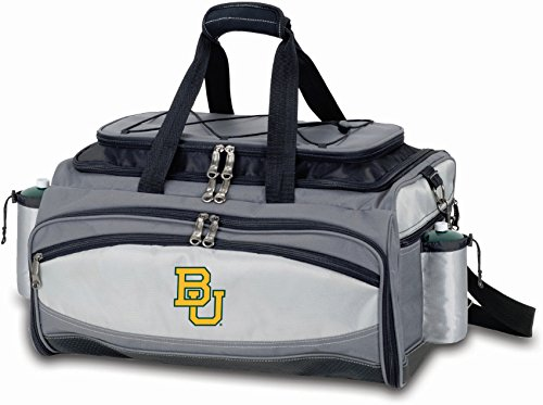 (PICNIC TIME NCAA Baylor Bears Embroidered Vulcan Set, One Size, Black)