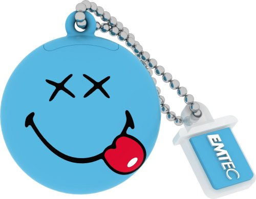 EMTEC Smiley World Flash Drive