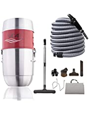 Nadair Large Capacity, 700 AW, Compact and Powerful Central Vacuum System