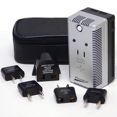 Travel Smart 2000W Auto Adjust Foreign Voltage Converter Set Auto Adjust Smart Converter