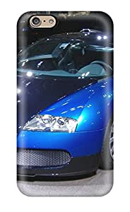 Excellent Iphone 6 Case Tpu Cover Back Skin Protector Bugatti Veyron 6