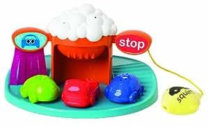 Sassy Scrub-a-Dub Car Wash Bath Toy