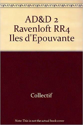 Livres AD&D 2 Ravenloft RR4 Iles d'Epouvante epub pdf