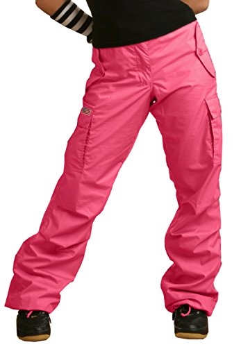 Pants Ufo (UFO's Girly Hipster Pant, Hot Pink (Large))