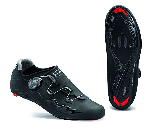NORTHWAVE Chaussures velo route homme FLASH noir