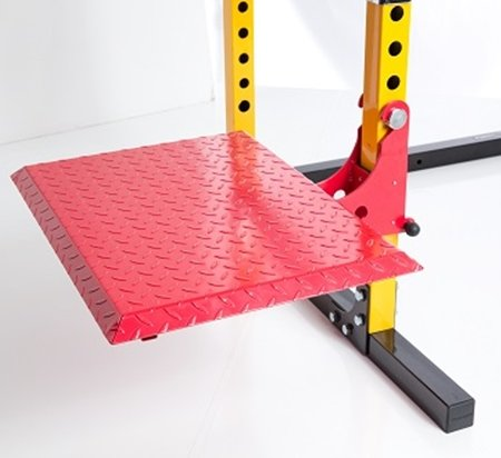 41eP7hhrr3L - Powertec Fitness Step-Up Plate Attachment | Step-Up Plate attachment