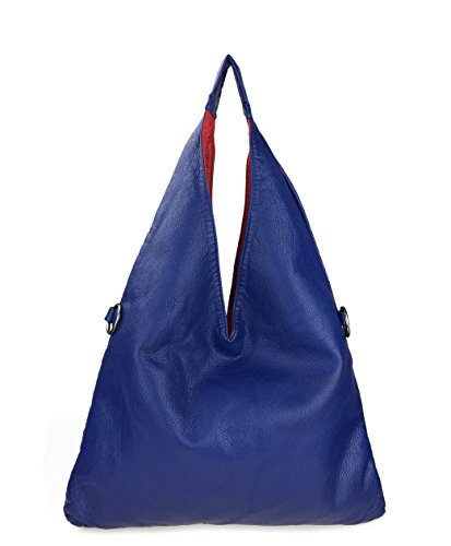 Washed Leather Hobo - 4