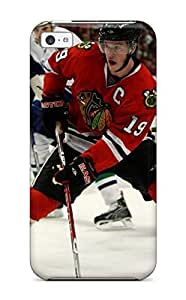 linJUN FENGCute Appearance Cover/tpu AAaYfIK7271eQfWP Hockey Nhl Chicago Blackhawks H Case For iphone 5/5s