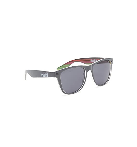 804d0d49a18 Amazon.com  Neff Daily Shade Sunglasses Charcoal Native