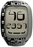 Swatch Men's Touch SURB101 Black Rubber Quartz Watch with Digital Dial, Watch Central