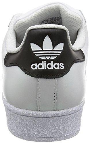 Superstar Cblack Cblack Multicolore Foundation Ginnastica adidas Scarpe Ftwwht Basse da Unisex Adulto 4xZwPdAq