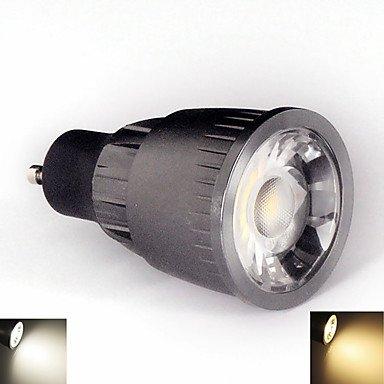 9 W GU10 700-750LM compatible con diseño de lunares en los bombillas Led regulables de pinchos para mazorcas de casquillo de bombilla, 220 V: Amazon.es: ...