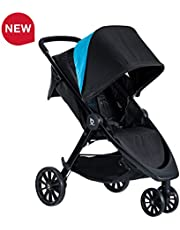 Britax USA USA B-Lively Stroller, Cool Flow Collection, Teal