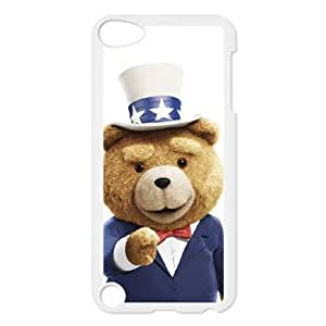 iPod Touch 5 Case White Ted los