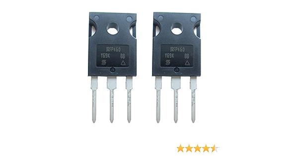 INTERSIL TO220 N-Channel UltraFET Power MOSFET 76107P 2 Stück HUF76107P3