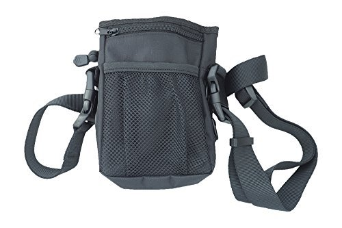 Pet or Dog Training Bag - XL Pouch Pockets and Adjustable Straps Give Ideal Fit