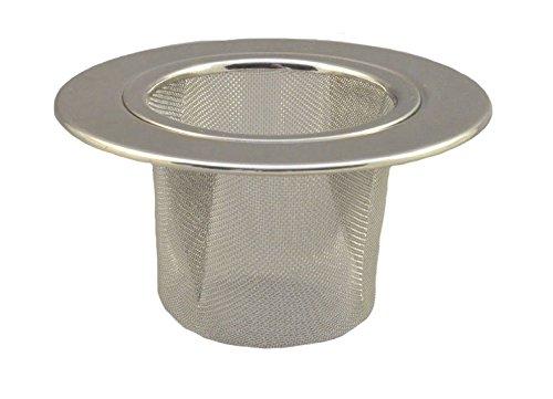 Tea Strainer/Tea Infuser Ring/Tea Filter - Fine Mesh - Fits Perfectly on a Mug