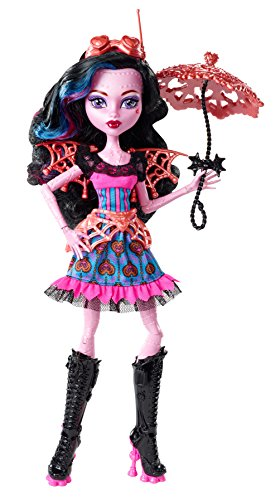 Monster High Freaky Fusion Dracubecca Doll - Horse Friends Diary