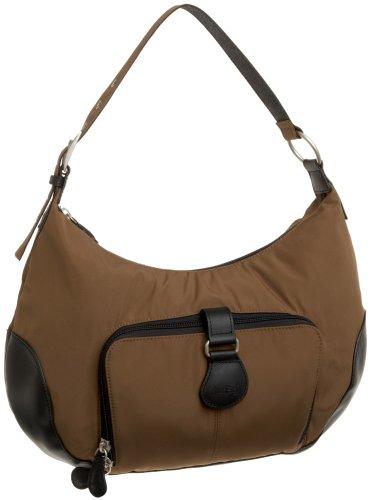 AmeriBag Chicago Shoulder Bag,Taupe,one size, Bags Central
