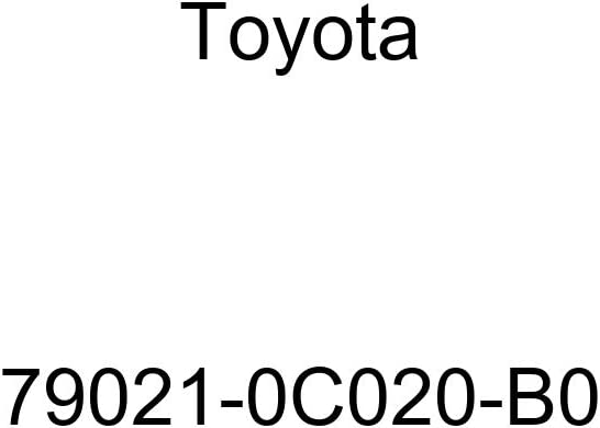 TOYOTA Genuine 79021-0C020-B0 Seat Cushion Cover Sub Assembly