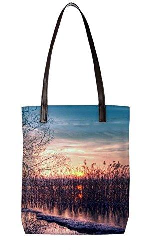 Snoogg Strandtasche, mehrfarbig (mehrfarbig) - LTR-BL-3480-ToteBag