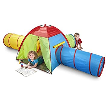 GigaTent Action Play Tent and Tunnels  sc 1 st  Amazon.com & Amazon.com: GigaTent Action Play Tent and Tunnels: Sports u0026 Outdoors