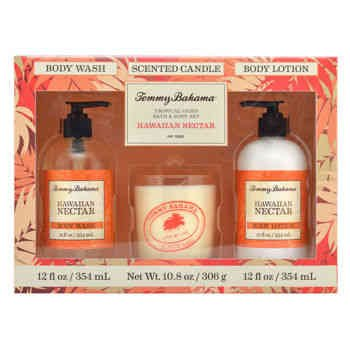 tommy-bahama-body-wash-body-lotion-and-candle-set-hawaiian-nectar
