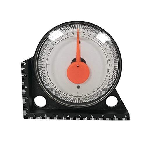 - High Precision Tilt Level Meter Angle Finder Clinometer Gauge Magnetic Base