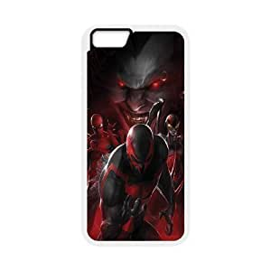 Spider-Man ROCK0089403 Phone Back Case Customized Art Print Design Hard Shell Protection IPhone 6 Plus