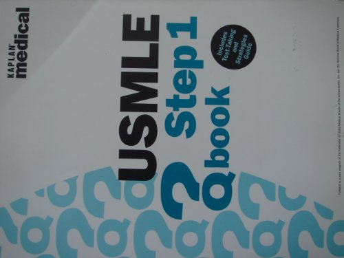 KAPLAN MEDICAL USMLE step-1 Q BOOK 2001