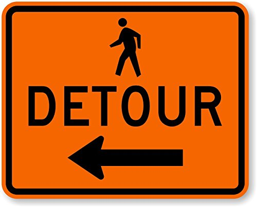 pedestrian-detour-left-arrow-engineer-grade-reflective-aluminum-sign-80-mil-30-x-24