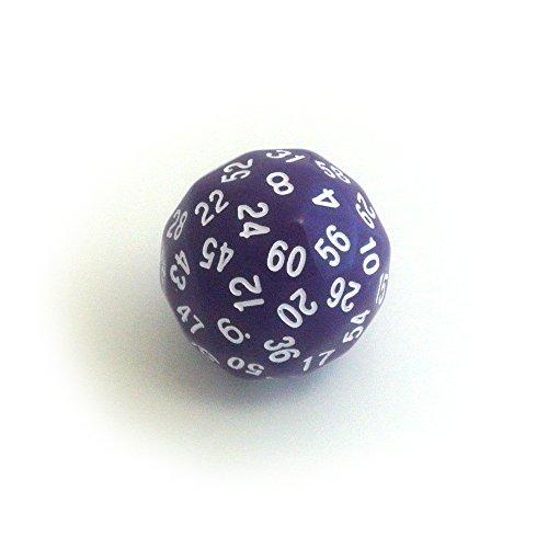 60 sided di - 5
