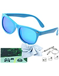 Kids Sunglasses For Kids Polarized Sunglasses Girls Child...