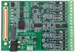 Temperature Sensor Development Tools 4chnl RTD/T'couple CKT. Spd/Cost/Perfrm