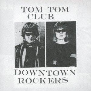 DOWNTOWN ROCKERS +bonus(+BOOKLET)(paper-sleeve)