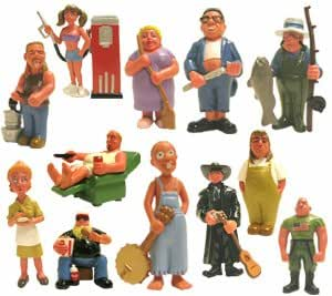 Amazon.com: HOMIES TRAILER PARK FIGURINES!!!! AWESOME ...