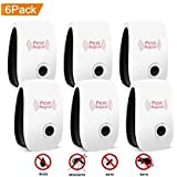 DANTENG Electronic pest repeller set of 6