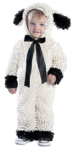 Princess Paradise Unisex Baby Woolly Lamb Deluxe Costume, As As Shown, 6 to 12 Months -