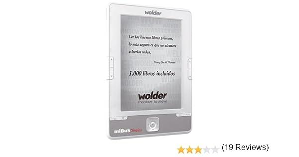 Wolder miBuk Dreams - E-Reader (152.4 mm (6