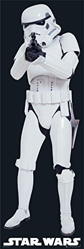 Star Wars Poster Door Stormtrooper