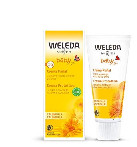 WELEDA Crema Protettiva Per Il Cambio Dei Bambini - 75 ml. 2