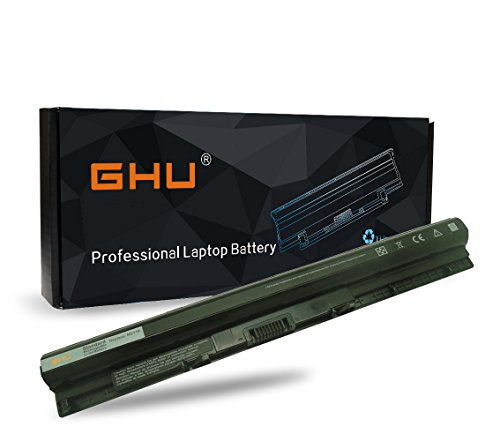 New GHU Battery 40 Whr M5Y1K HD4J0 for Dell Inspiron Laptop Battery for 3551 5551 5555 5558 5758 Vostro 3451 2700 mAh 40 WH Part# HD4J0 M5YIK WKRJ2 GXVJ3 1KFH3
