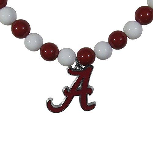 (Siskiyou NCAA Alabama Crimson Tide Fan Bead)