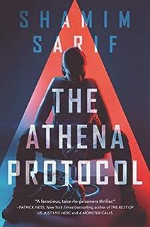 Book Cover: The Athena Protocol