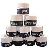 Pros Pro 10 Griffbänder weiß
