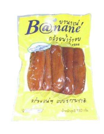 B@nane Solar Dried Natural Banana 110-grams Bag