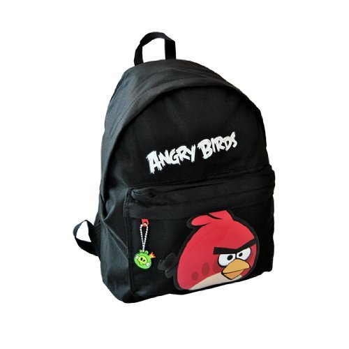 Angry Birds - Zaino Edizione Limitata, modellolo Imbottito